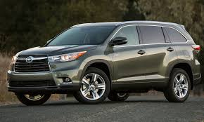2014 toyota highlander colors - 2018 Car Reviews, Prices and Specs