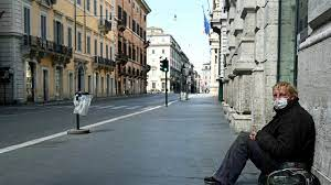 """لا خروج إلا لفرد واحد"""".. إيطاليا تفرض الحظر الشامل"""