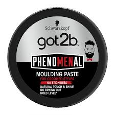 <b>Schwarzkopf got2b PhenoMENal</b> moulding paste 100ml - Feelunique