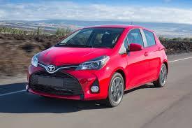 2017 Toyota Yaris Hatchback Pricing - For Sale | Edmunds
