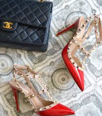 A Review Of My Favorite Shoes Valentino Rockstud Sandals