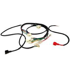 x250 207 baja oem main wiring harness ombwarehouse com