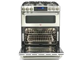 best double oven gas range. Best Double Oven Inch Gas Range Capacity Microwave Combination .