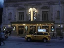 Bronx Tale Front Mezzanine Review Of Longacre Theatre New