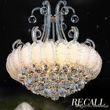 silver gold crystal chandelier lighting fixture modern chandeliers lights lustres lamps american european home indoor ac90v 260v wood silver crystal chandelier c69