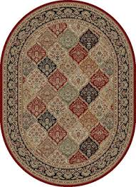large oval area rugs high end fl circle rug large