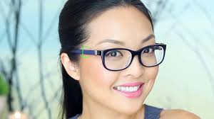 you wear gles step 4 pro makeup tips to look good in spectacles2 image source apply eye makeup