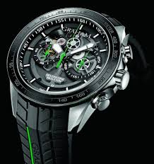 graham s best automotive watch to date is the silverstone rs skeleton