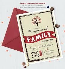 free reunion invitation templates family reunion invitation template free invitations templates