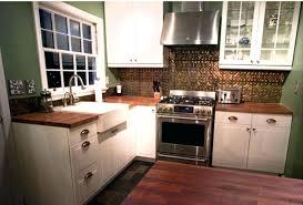 tin tile backsplash stamped tin tin kitchen image of tin tile stamped metal tin tile backsplash