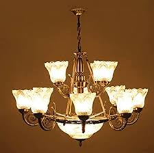 Small Picture Buy FARMHOUSE Antique Chandelier With 12 Portuguese Style Lamps