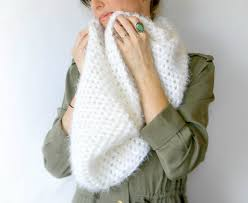 Crochet Infinity Scarf Patterns Amazing Ideas