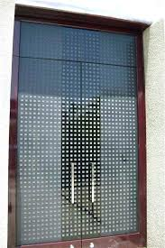 etched glass entry doors frosted glass entry doors sans art glass glass door inserts squares pattern etched glass entry doors