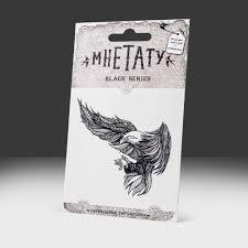переводная татуировка орел