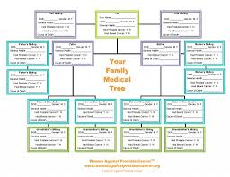 Create Your Medical Family Genealogy Genealogy Chart