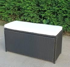 Outdoor Storage Box Bench Seat