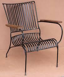 lisheen wrought iron chair classic