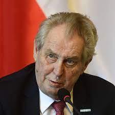 Tschechischer Präsident Zeman liegt auf Intensivstation - Zustand aber  stabil