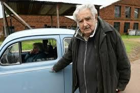 Resultado de imagen de José Mujica presidente de Uruguay de Março