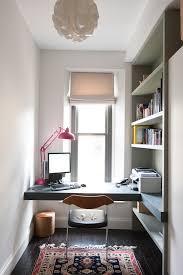 modern home office built desk. modern pendant lighting home office contemporary with built in desk shelves image by moon design build f