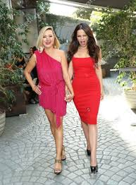 Tammin Sursok and Roxy Manning are 'Women on Top' in Entertainment