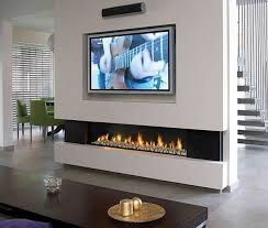25+ best Modern fireplaces ideas on Pinterest | Penthouse tv, Luxury homes  and Dream master bedroom