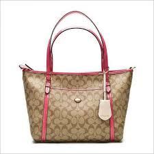 Fashion Women Real Coach Edie Shoulder Bag 31 In Signature Jacquard