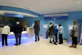 Hospital Kiosk Design Hospital Check In