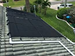 solar pool heater solar pool heating installation completed in may solar pool heater diy