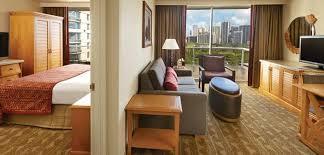 2 Bedroom Suite Waikiki Exterior Plans