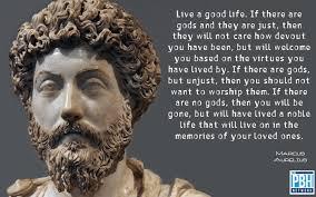 Marcus Aurelius Quotes Inspiration Marcus Aurelius Quote On Atheism Wanderings