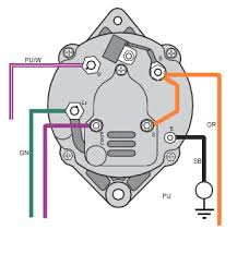 mercruiser 4 3 alternator wiring diagram image album wire 5 3 Alternator Wiring 95 mercruiser 5 7l alternator purple yellow wire? page 1 iboats Alternator Wiring Diagram