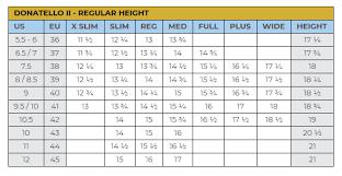 Scientific Tredstep Breeches Size Chart 2019
