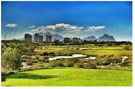 Campo olímpico de golfe), built within the reserva de marapendi in the barra da tijuca zone. The Social Environmental Costs Of Rio S Olympic Golf Course Rioonwatch