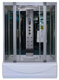 shower room enclosure steam 9001s hydro massage jets led lights luxury bathtub