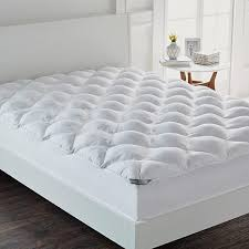 quilted mattress pad. Perfect Quilted Concierge Collection SuperLoft Mattress Pad  Diamond Quilted For