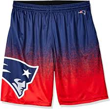 FOCO NFL Men's 2016 Gradient Polyester Shorts ... - Amazon.com