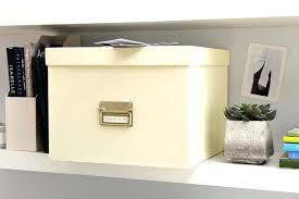 Hanging File Storage Box Decorative decorative file storage klyaksa 15