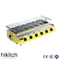 countertop bbq grill commercial stainless steel smokeless gas grill with burner cover countertop gas bbq grills countertop bbq