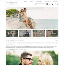 Website Templates For Modern Photographers Prophoto