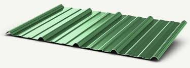 unpainted grades acrylic coated galvalume