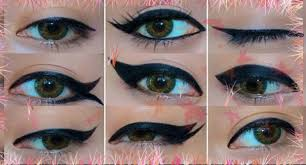 diffe eyeliner styles for small eyes