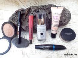 my summer makeup essentials