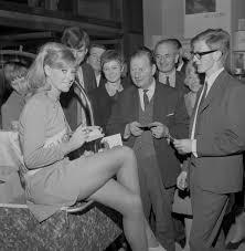Miss England 1968 Jennifer Summers London #11603317 Framed Prints
