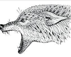 Intricate Coloring Pages Animals Hard Animal Coloring Pages Hard