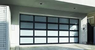 aluminum garage doorResidential Modern Aluminum Garage Door  Overhead Door Company