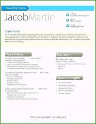 Modern Executive Resume Template Modern Resume Examples 2018 Impressive Personal Brand Resume