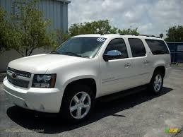2011 Chevrolet Suburban LTZ in White Diamond Tricoat - 337483 ...
