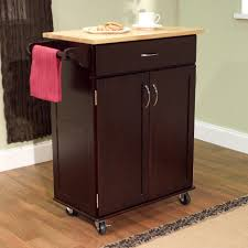 Kitchen Storage Carts Cabinets Fresh Idea To Design Your Wooden Kitchen Islands On Wheels Wood