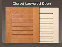 slatted doors. Learn More About Closed Louvered Cabinet Doors And Options Slatted